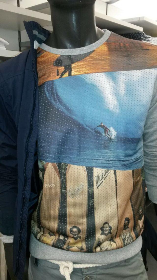 felpa moda uomo per la primavera estate 2015